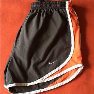 Nike Running Shorts Size S inside Pocket